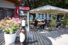 Biergarten Flughafen Memmingen