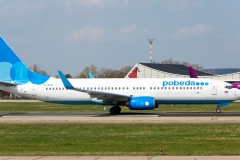 Pobeda Airlines Boeing 737-800