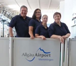 Kompetente Reiseberatung am Allgäu Airport
