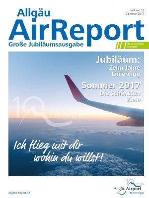 AirReport Jubilaeum