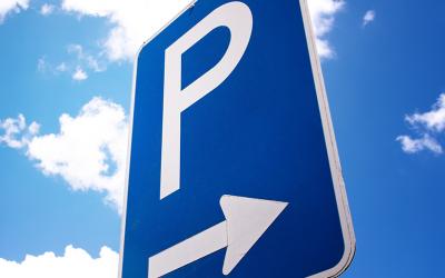 Parken am Flughafen Memmingen