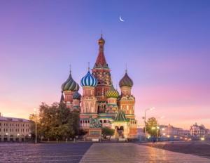 Moskau entdecken, ab Memmingen fliegen.