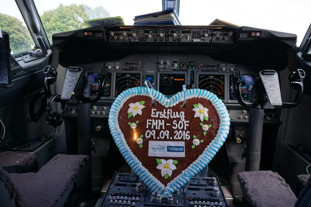 Herz im Cockpit
