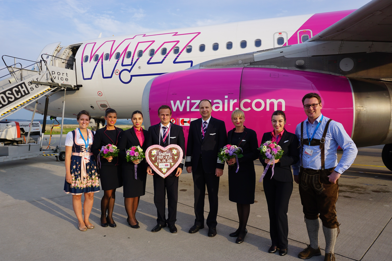 Jetzt Auch Mit Wizz Air Von Memmingen Nach Georgien
