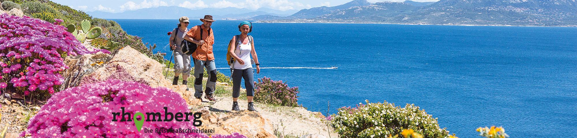 Korsika Reisen ab Memmingen
