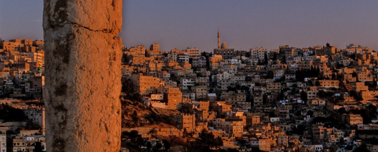 Flugziel Amman ab Memmingen