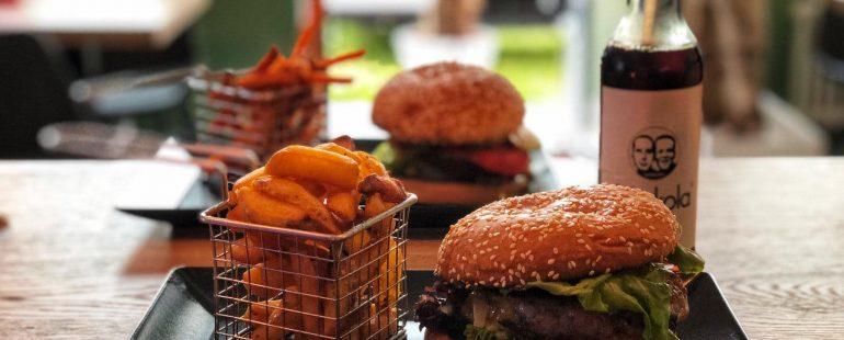 Airlounge Burger